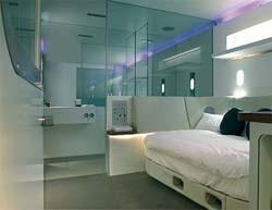 Yotel: un nuevo concepto de hotel en los aeropuertos
