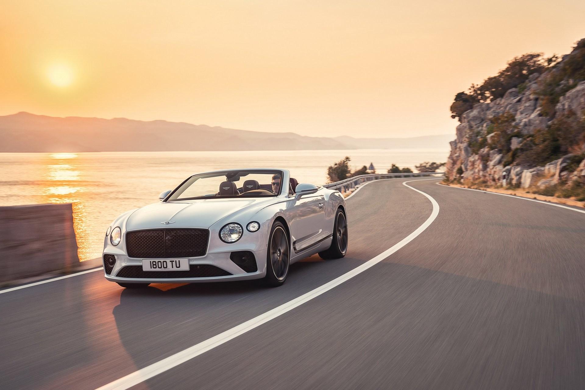 Foto de Bentley Continental GT Convertible 2019 (1/35)