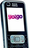 Nokia 6120 classic con Yoigo