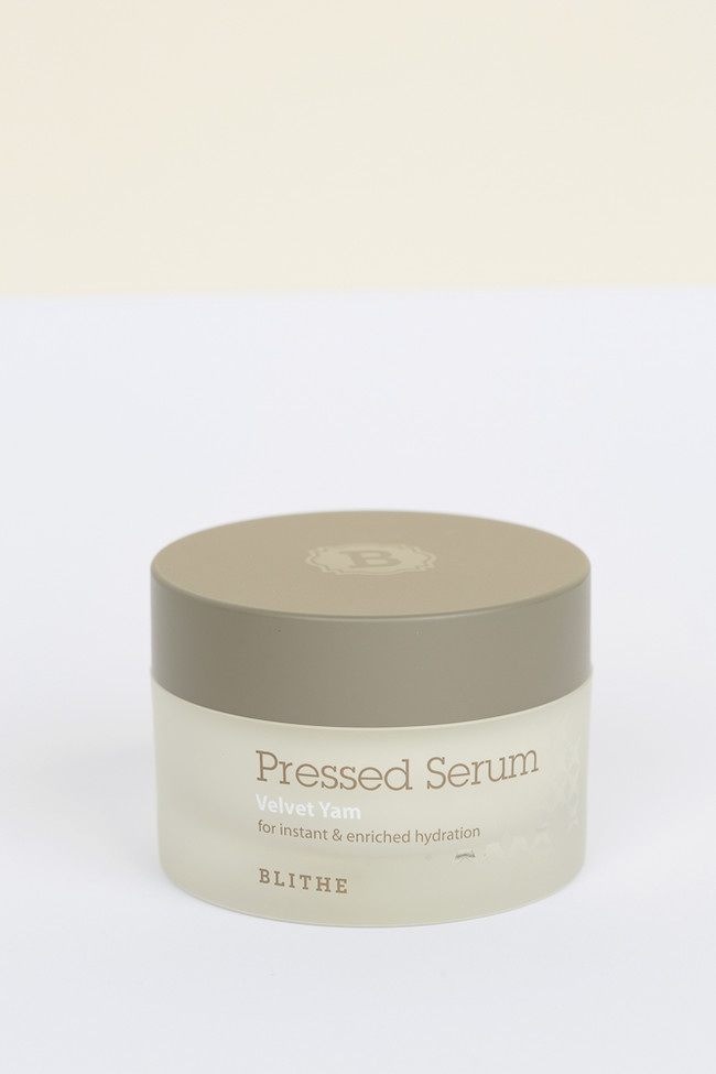 Pressed Serum Velvet Yam