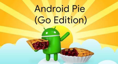Android 9 Pie Go Edition: arranque más rápido y apps Go más ligeras llegarán en otoño