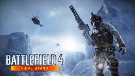 Apresúrate y descarga ahora mismo Battlefield 4: Final Stand de manera gratuita en PC, PS3, XB360, XBOne y PS4