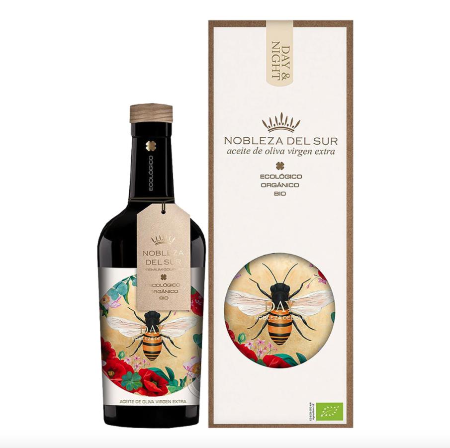 Aceite de oliva virgen extra ecológico Day Nobleza del Sur