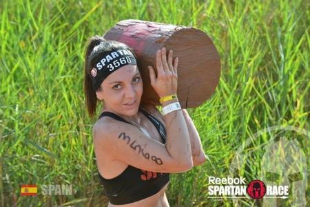 Girl power en la Reebok Spartan Race: una chica y muchos obstáculos