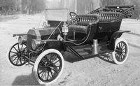 Especial descapotables: historia desde los inicios hasta 1910