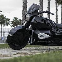 Esta monstruosidad de 500 kg es la moto que Vladimir Putin ha encargado a Kalashnikov