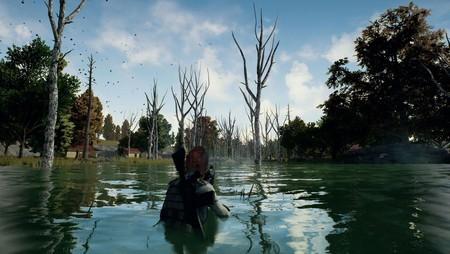 PlayerUnknown's Battlegrounds: se acabó lo de usar el agua como escudo (y no es el único cambio en camino)