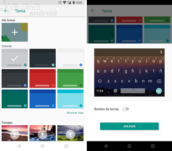 How to customize the keyboard Gboard in Android – phoneia