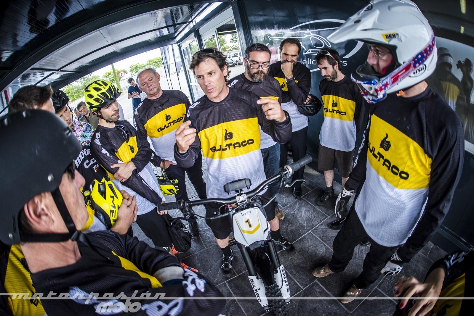 Foto de Bultaco Brinco, estuvimos en la presentación (21/30)