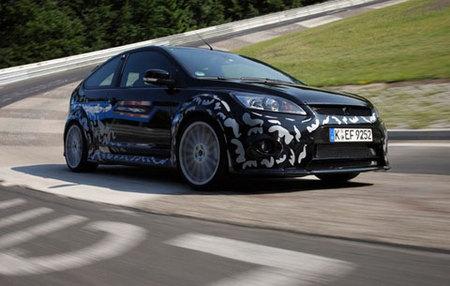 Ford Focus RS, fotos reales y algo de información