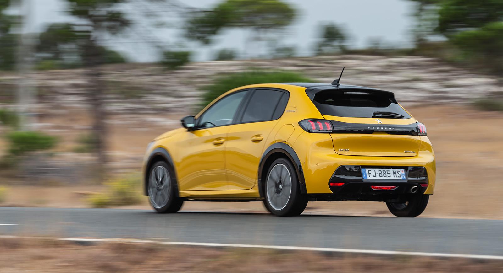 Foto de Peugeot 208 2020 (13/23)