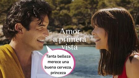 Mario Casas como el príncipe de la Sirenita de Menorca, rimas asonantes a tutiplén y un utópico plot twist: Así es el nuevo spot veraniego de Estrella Damm