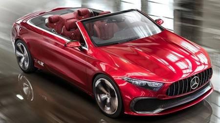 Mercedes-Benz Clase A Cabrio, tan hermoso como improbable