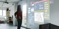 Openarch quiere transformar suelos y paredes en pantallas táctiles gigantes