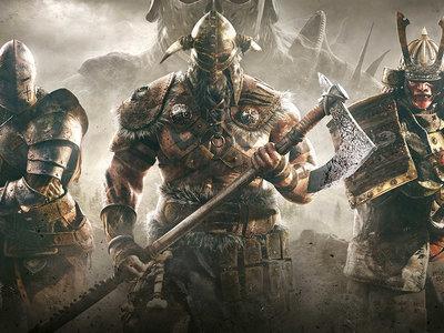 ¡Prepara tu espada! For Honor anuncia su fin de semana gratuito en consolas y PC