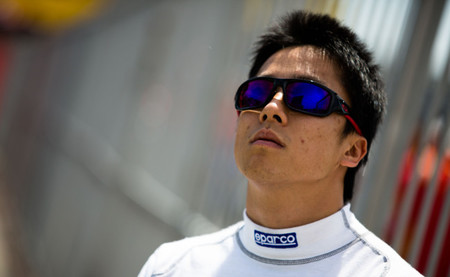 """Entrevista con Takuya Izawa: """"Llegar a la Fórmula 1 es la razón por la que he venido a Europa"""""""