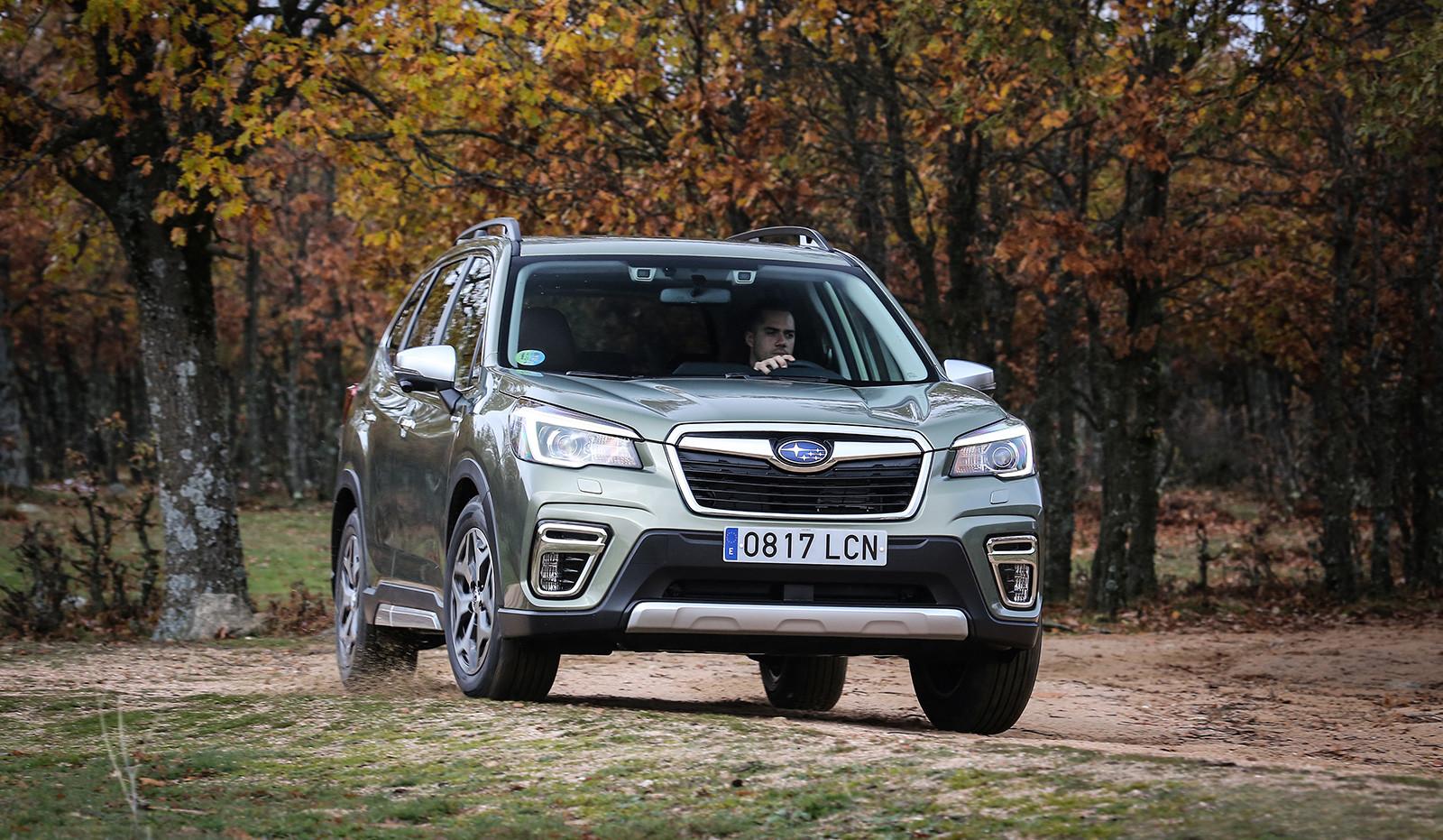 Foto de Subaru Forester Eco Hybrid 2020 (12/22)