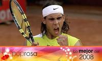 Lo Mejor de 2008: Famosos del deporte