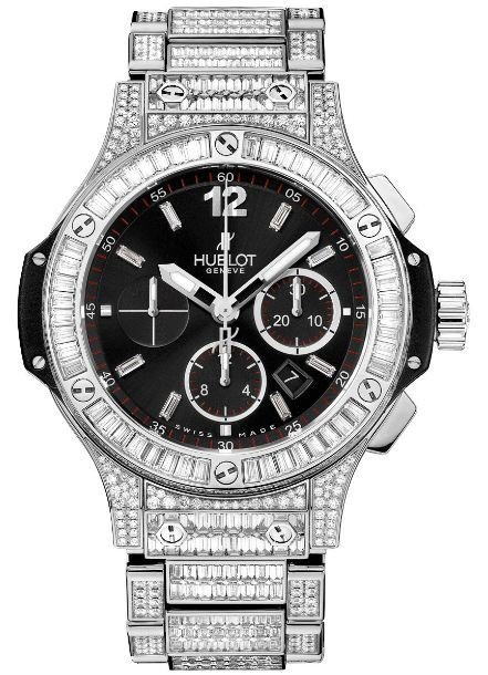 'Baby Million' el Hublot de los 891 diamantes