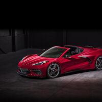 Chevrolet Corvette E-Ray ¿el siguiente modelo especial será un híbrido enchufable?