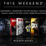 Bethesda rebaja sus juegos Single-Player al 50% durante este fin de semana [TGA 2017]