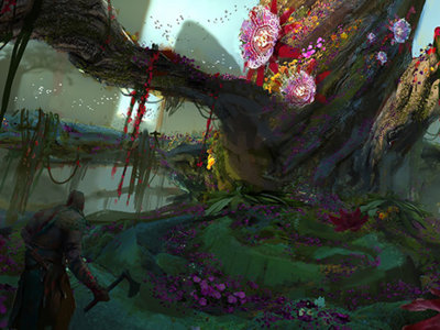 ¡Listos para los rumores! Se filtran varias imágenes de God of War 4