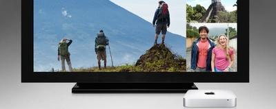 El Mac Mini como centro multimedia del salón
