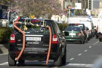 El Land Rover Freelander 2 Stop/Start fue probado por Madrid