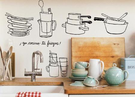 Siete accesorios muy estilosos para tu cocina