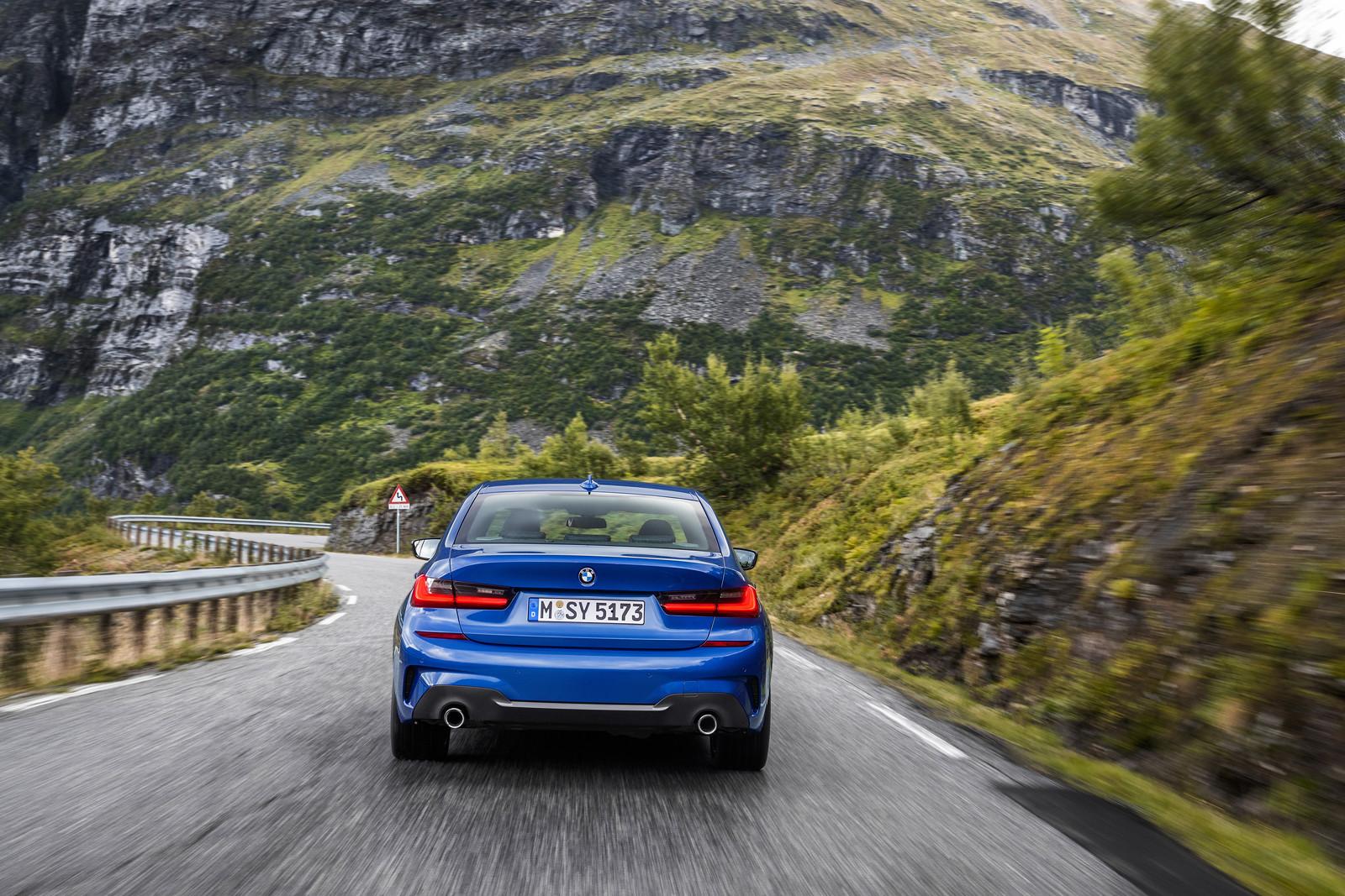 Foto de BMW Serie 3 2019 (12/131)
