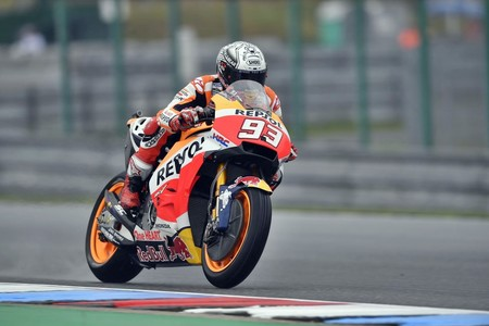 Marc Marquez Motogp Gp Republica Checa 2017