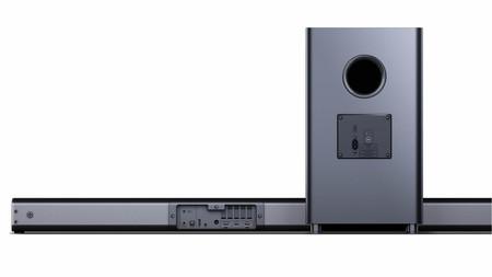 Sharp Ht Sbw800 5 1 2ch Dolby Atmos Soundbar With Wireless Subwoofer