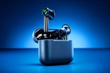Nuevos auriculares Razer Hammerhead: ahora con luces RGB, cancelación de ruido y más autonomía