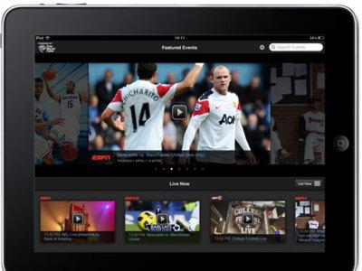 El Apple TV podría abrirse a eventos en directo de Disney ESPN