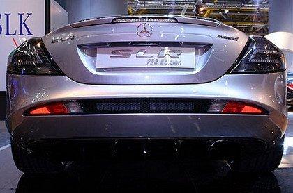 Mercedes SLR Mclaren 722 Bolonia