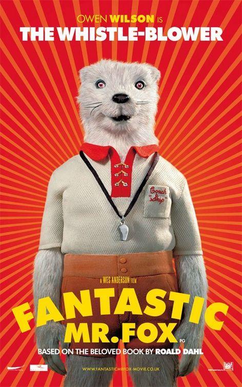 Foto de 'Fantastic Mr. Fox', carteles (7/8)