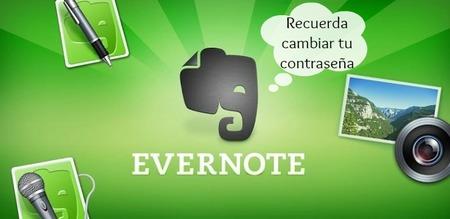 Evernote, el último servicio que ha visto comprometida su seguridad