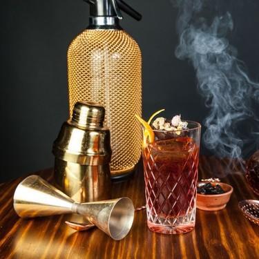 Así se prepara la Santísima Trinidad de los cócteles amargos: Americano, Negroni y Boulevardier