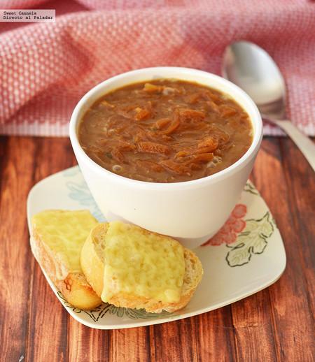 Sopa Cebolla