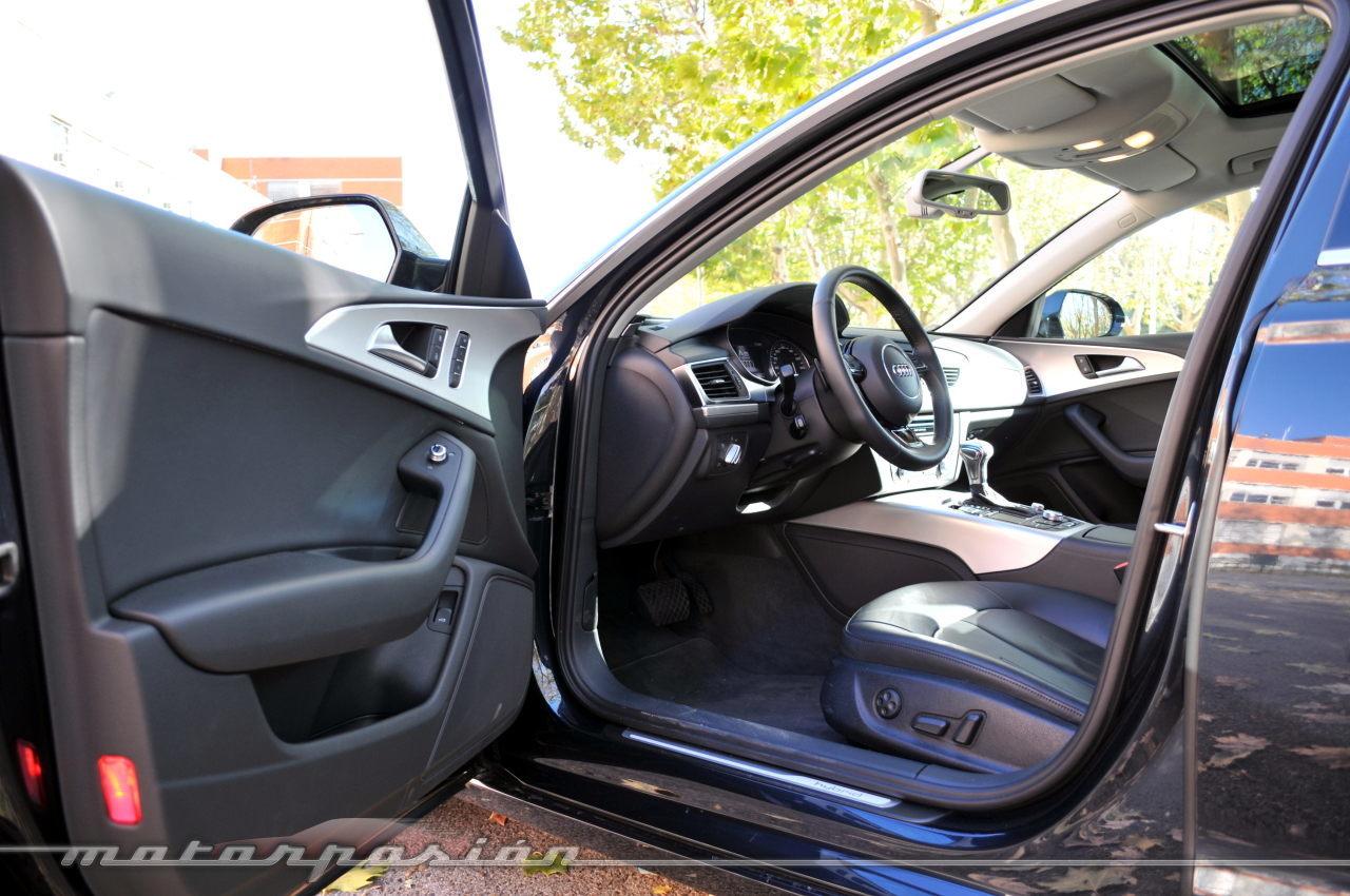 Foto de Audi A6 hybrid (prueba) (23/120)