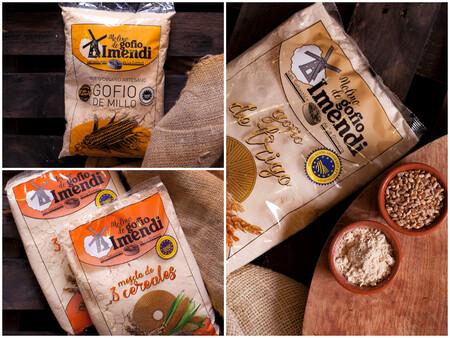 Las Variedades De Gofio Son Muy Amplias Desde Algunos Con Un Solo Cereal Hasta Otros Con Mezcla Generalmente Millo Trigo Y Avena
