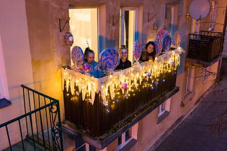 Balcony On Baznycios Str Photo By Adas Vasiliauskas