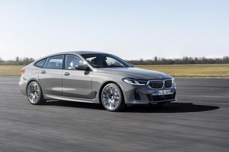 El nuevo BMW Serie 6 Gran Turismo aterriza en España sólo con motores mild hybrid y desde 65.800 euros