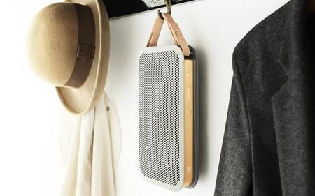 BeoPlayA2, el altavoz portátil que queremos sacar de nuestra maleta