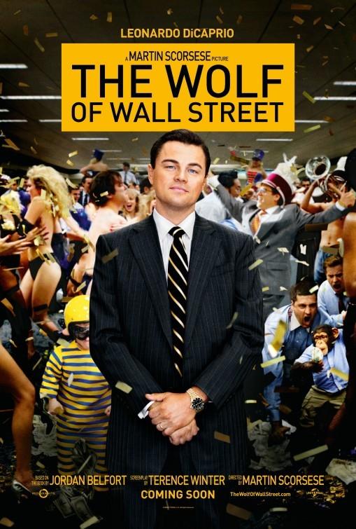 Foto de Carteles de 'El lobo de Wall Street' (3/6)