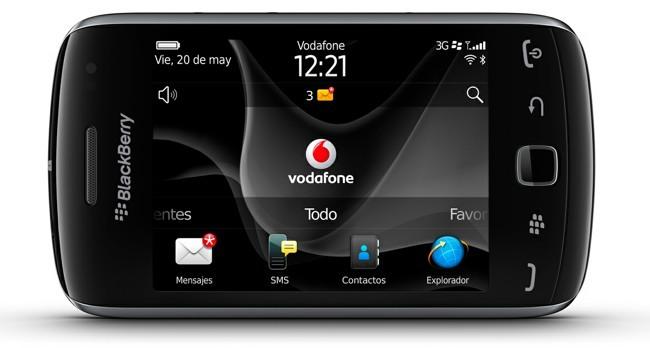 Blackberry 9380 Pacha