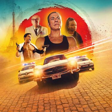 'El último mercenario': una delirante película de Netflix al servicio de un divertido Jean-Claude Van Damme