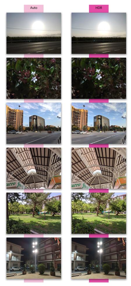Xiaomi Mi 9t Pro Comparacion Hdr