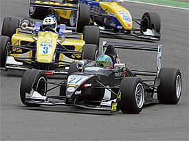 Tercer chasis para la Fórmula 3 británica