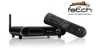 EZFetch HD media streamer, compatible con NSeries